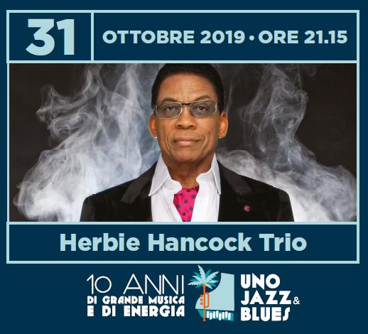 HERBIE HANCOCK in concerto